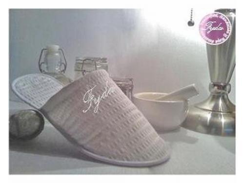 Elige el diseño de tu pantufla