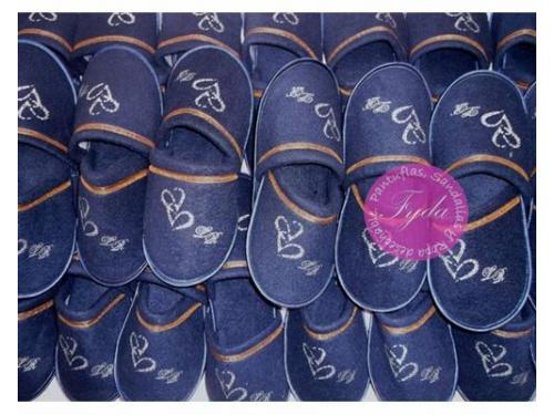 Elige el color de tu pantufla