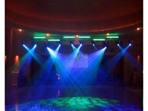 La mejor iluminación para tu evento