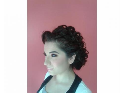 Peinado de chongo