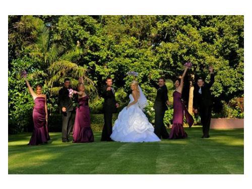 Lo mejor en jardines para bodas y eventos