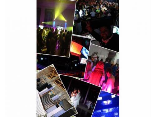 Collage de eventos