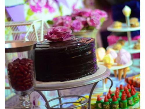 Mesas de dulce para bodas
