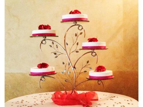 Las mejores ideas para tu pastel de boda