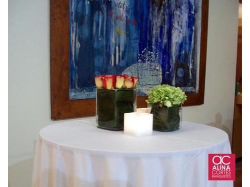Diseño en decoración floral