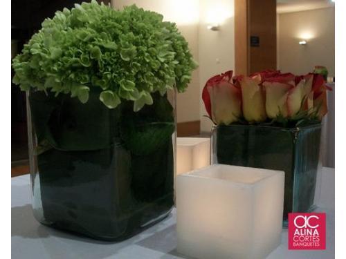 Elige las flores para decorar tu evento