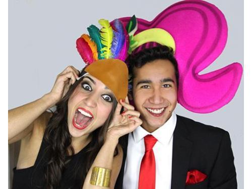 Sombreros divertidos
