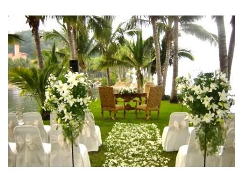 Hermosa decoración para tu boda
