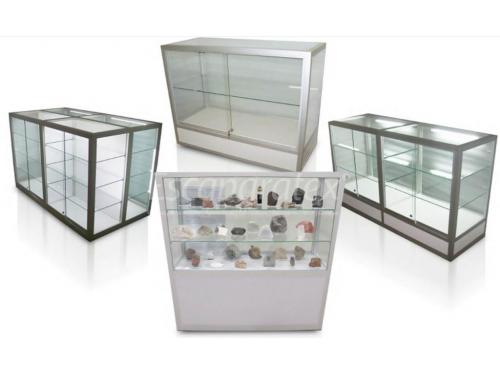 Fabricación de vitrinas para todo negocio