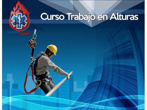 Curso trabajo en alturas para empresas o particulares. medic Fire, soluciones en protección civil llámanos:(55)6387-8732
