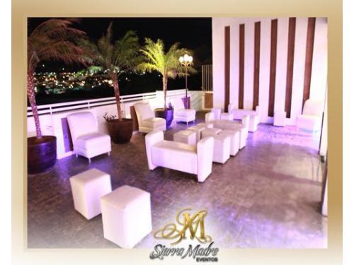 Preciosas salas lounge